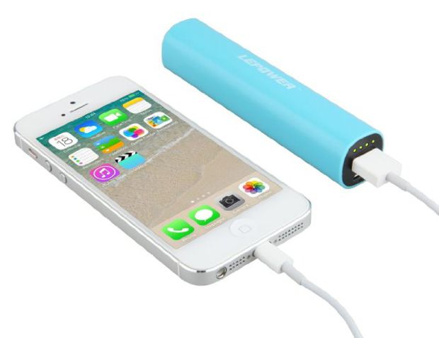 LEPOWER 2600 MAH COLORFUL MINI USB PORTABLE POWER BANK CHARGER   BACKUP  MOBILE EXTERNAL BATTERY CHARGER FOR IPHONE 5 5S 5C AND OTHER USB-CHARGED  DEVICES (8 ... cf7fc83785c0