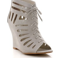 Cloud Ray Booties | Trendy Shoes at Pink Ice