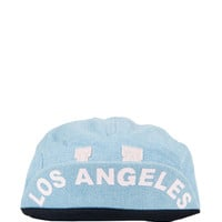 Los Angeles Denim Cycling Cap