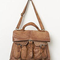 Free People Deacon Leather Tote
