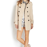 Iconic Casual Trench Coat
