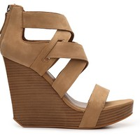 Matiko Stacey Wedge Sandal
