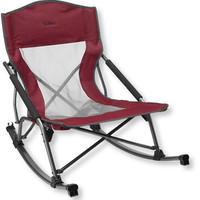 Low Rider Camp Rocker: Chairs | Free Shipping at L.L.Bean