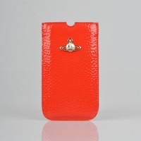 Vivienne Westwood Apollo iPhone Case - Red