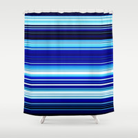 Depth. Shower Curtain by John Medbury (LAZY J Studios)