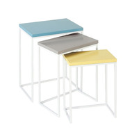 Minimalist Nesting Table