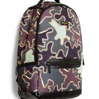 Sprayground Camo Chains Deluxe Backpack
