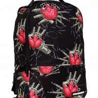 Sprayground Flower Bomb Deluxe Backpack