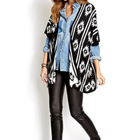 Out West Oversized Cardigan