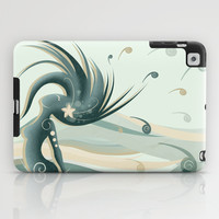 Melissa, wife of the ocean iPad Case by LouJah