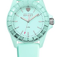 Juicy Couture 'Sport' Crystal Bezel Silicone Strap Watch, 40mm | Nordstrom