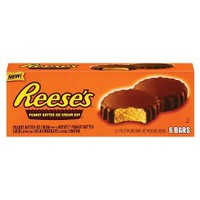 Good Humor Reese's Peanut Butter Cup Ice Cream Bar 6 pack