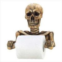 Spooky Halloween Toilet Paper Holder