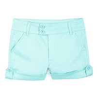 Celebrity Pink High-Rise Shorts | Dillards.com