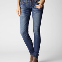 "WOMENS STELLA 32"" MID-RISE JEANS - Super Skinny 