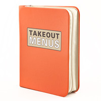 Takeout Menu Organizer - See Jane Work