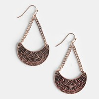 Sun Goddess Earrings | Threadsence