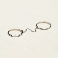 Free People Chain Reaction Double Ring