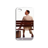 Forrest Gump Phone Case Cute iPod Case Funny iPhone Cover iPhone 4 Case iPhone 5 Case Movie iPhone 5s Case iPhone 4s Case iPod 4 Case iPod 5