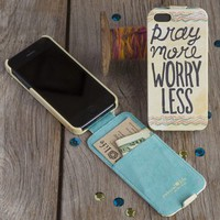 Pray  More  Phone  Case  From  Natural  Life