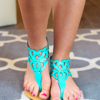 Mint Vineyards Sandal