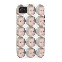 Meme Girl iPhone 4 Case