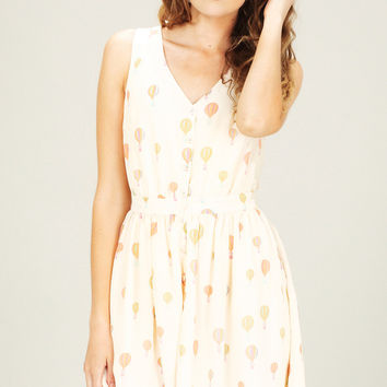 Summer Skies Dress - GOLDFINCH boutique