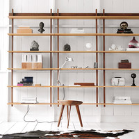 Sticotti Shelving - Office Collections - Workspace - Categories - Design Within Reach