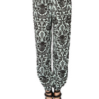 Papaya Clothing Online :: PAISLEY HAREM PANTS