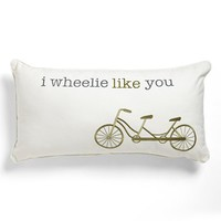 Levtex 'I Wheelie Like You' Pillow | Nordstrom