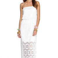 Emmett Strapless Maxi Dress - Lilly Pulitzer