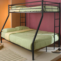Clifton Street Twin over Full Bunk Beds