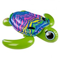 Inflatable Turtle Raft