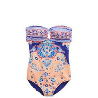 AERIE PRINT ONE PIECE SWIMSUIT
