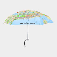 New York Subway Umbrella