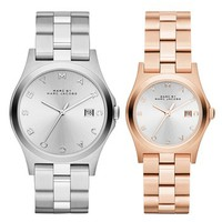 MARC BY MARC JACOBS 'Henry Pairs' Watch Set, 39mm | Nordstrom