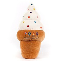 Dylan's Candy Bar Ice Cream Cone Pillow
