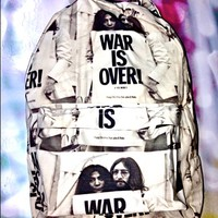 SWEET LORD O'MIGHTY! WAR IS OVER Backpack