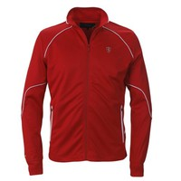 Men's Ferrari Shield Tecno Sweatshirt - Ferrari Store