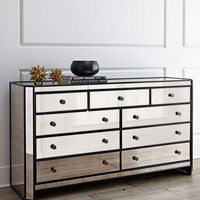 Powell Mirrored Chest