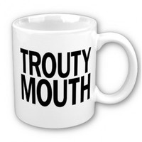 Glee Trouty Mouth Born This Way Mug