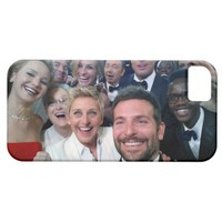 Ellen's Oscar Selfie 2014 Iphone Case
