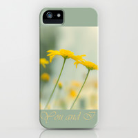 You and I  iPhone & iPod Case by Armine Nersisian