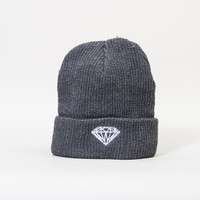 Brilliant Fold Beanie in Grey