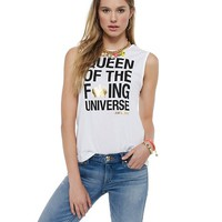 Queen Of The Universe Tank
