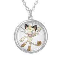 Meowth Necklace