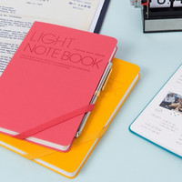 Light Lined Notebook