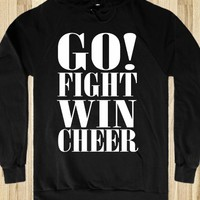 GO! FIGHT WIN CHEER