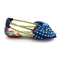 Irregular Choice | Womens | Flats | Sunday Afternoon