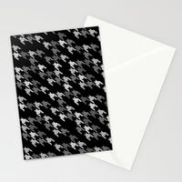 Toothless Black and White Stationery Cards by Project M